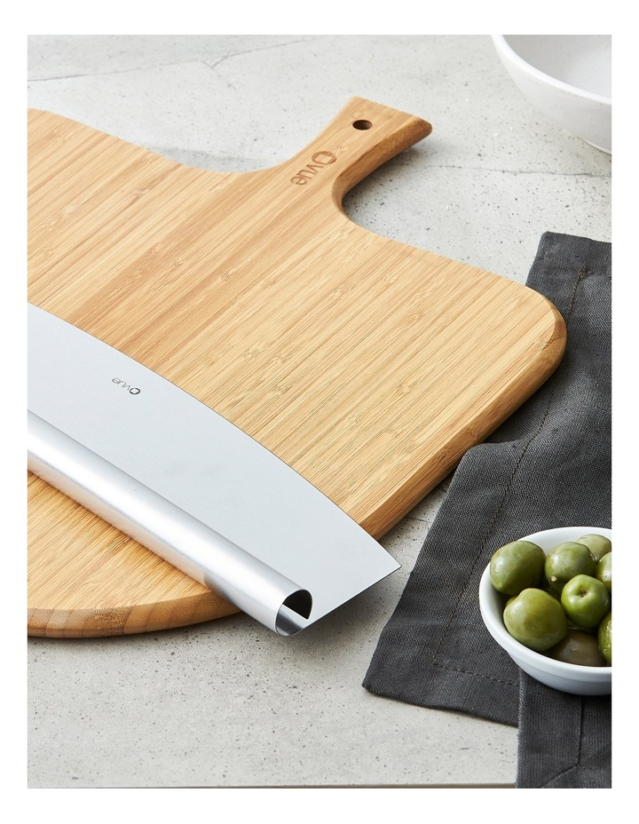 Pizza Board With Cutter Set image 2