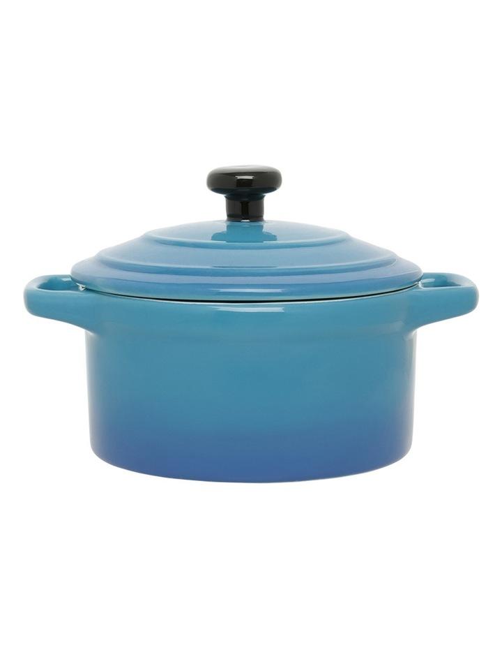 Mediterranean 16cm Casserole Blue image 1