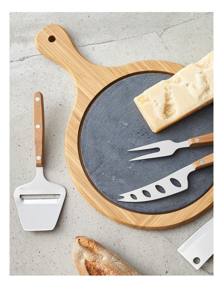 Essentials 5 Piece Cheese Board Set image 2