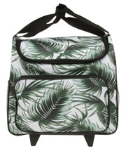 Tropical Large Rolling Cooler Bag