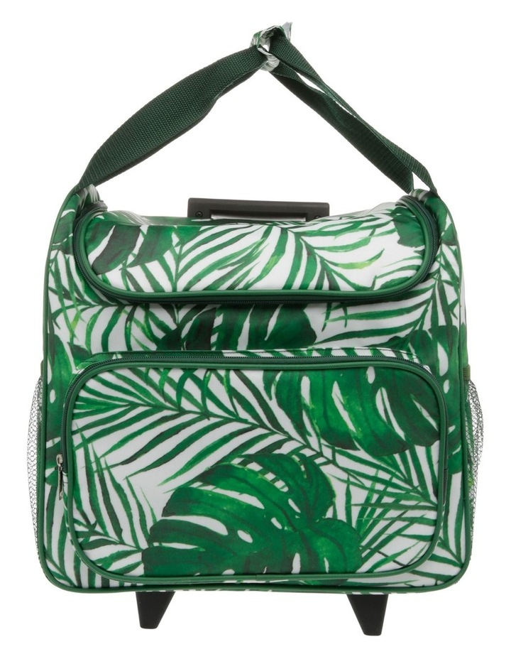 Rolling Cooler Bag - Palm Green image 1