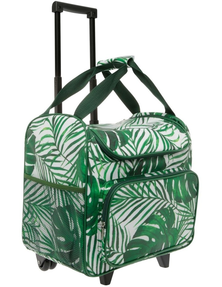 Rolling Cooler Bag - Palm Green image 2