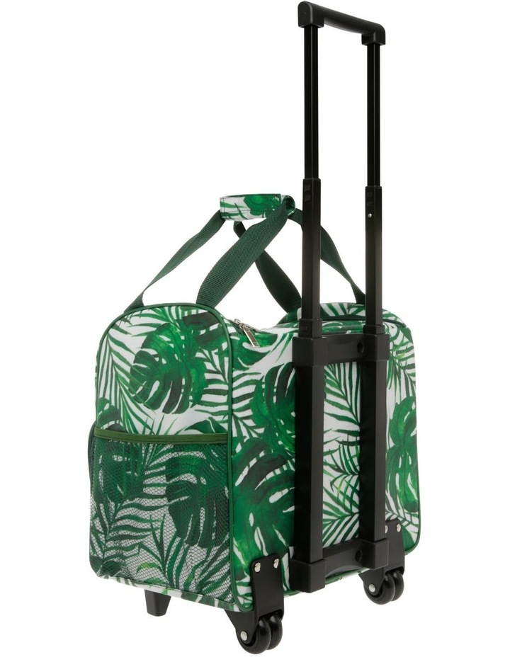 Rolling Cooler Bag - Palm Green image 3