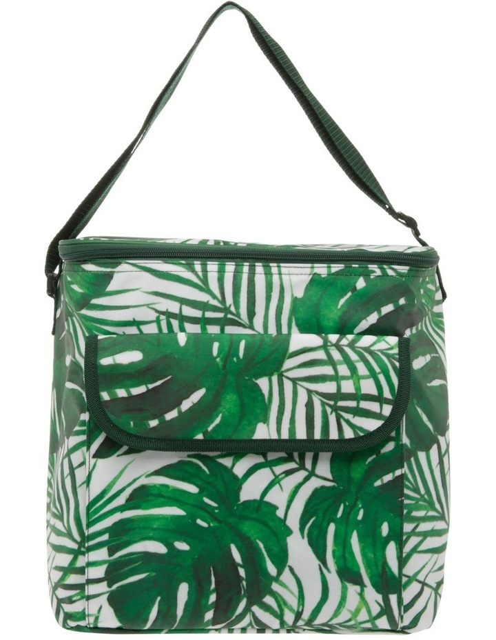 Rectangular Cooler Bag - Palm Green image 1