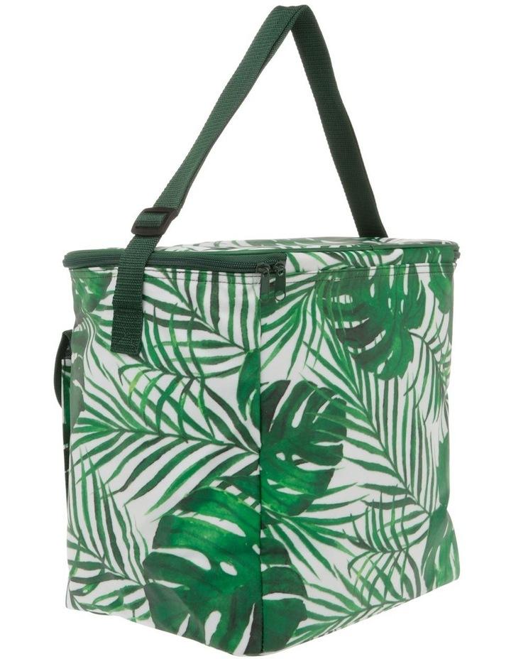 Rectangular Cooler Bag - Palm Green image 2