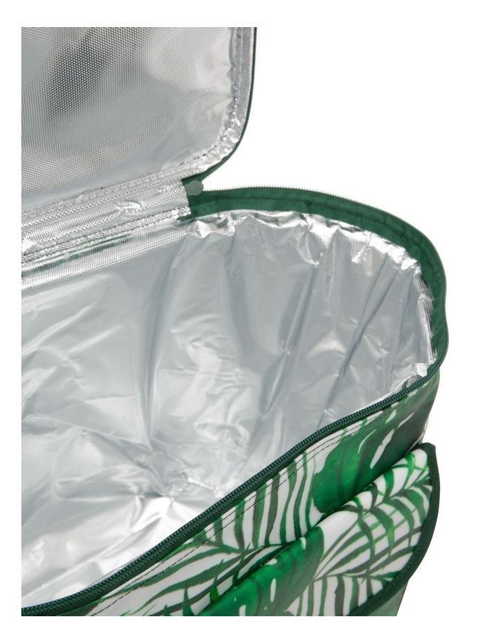 Rectangular Cooler Bag - Palm Green image 3