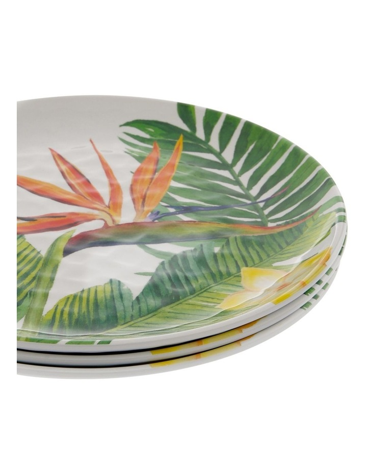 Bird Of Paradise Melamine Side Plate - Set Of 4 image 2