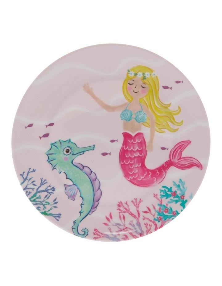 Melamine Mermaid Dinner Plate image 1
