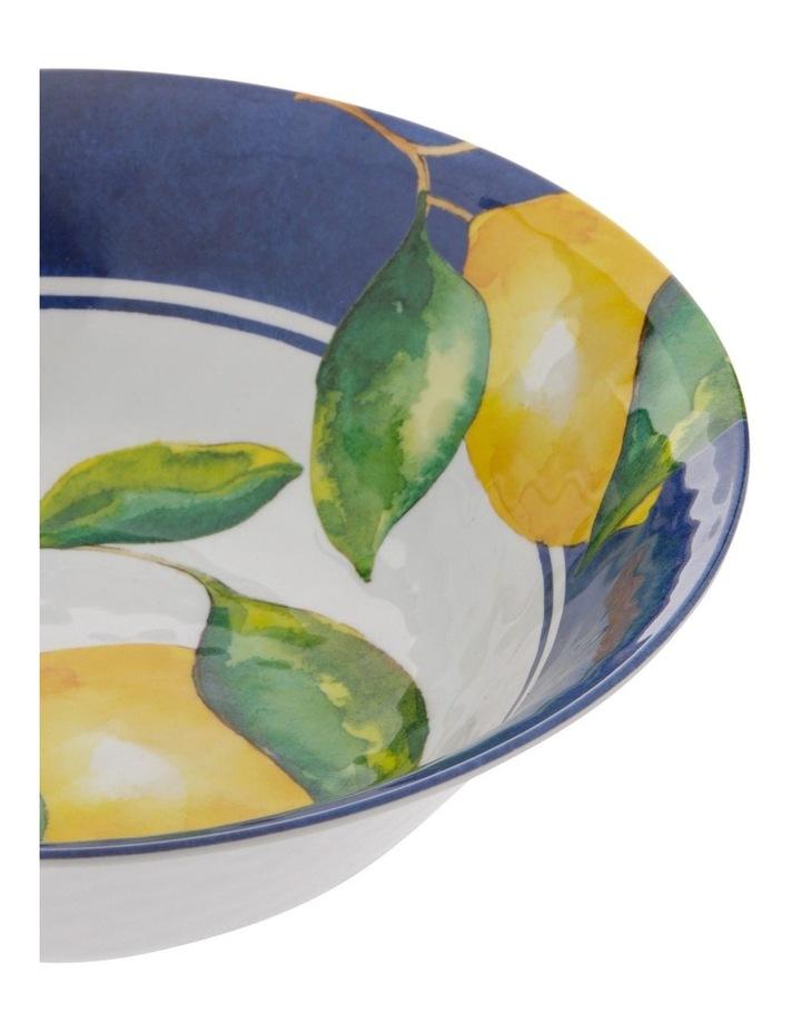 Limone Melamine Large Serving Bowl image 2