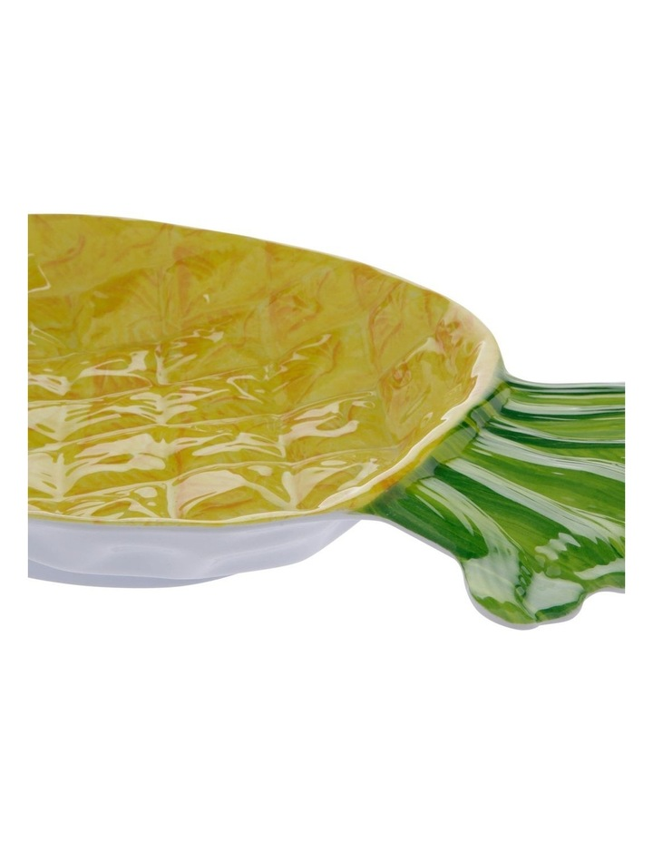 Tropical Pineapple Serving Plate image 2