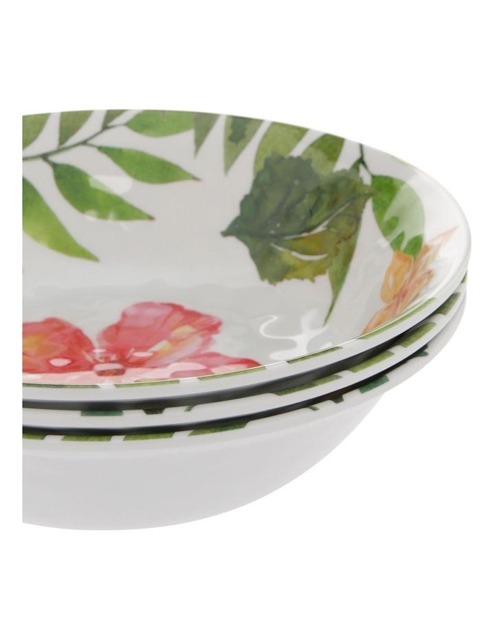 Hibiscus Melamine Small Bowl - Set Of 4 image 2