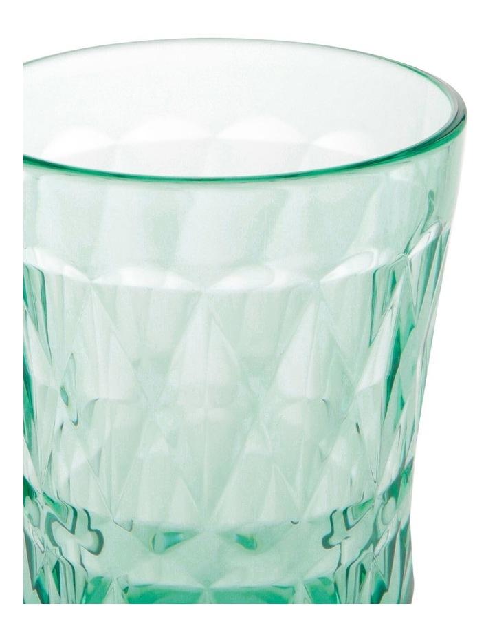 Acrylic Radiant Green Tumbler - Set of 4 image 2