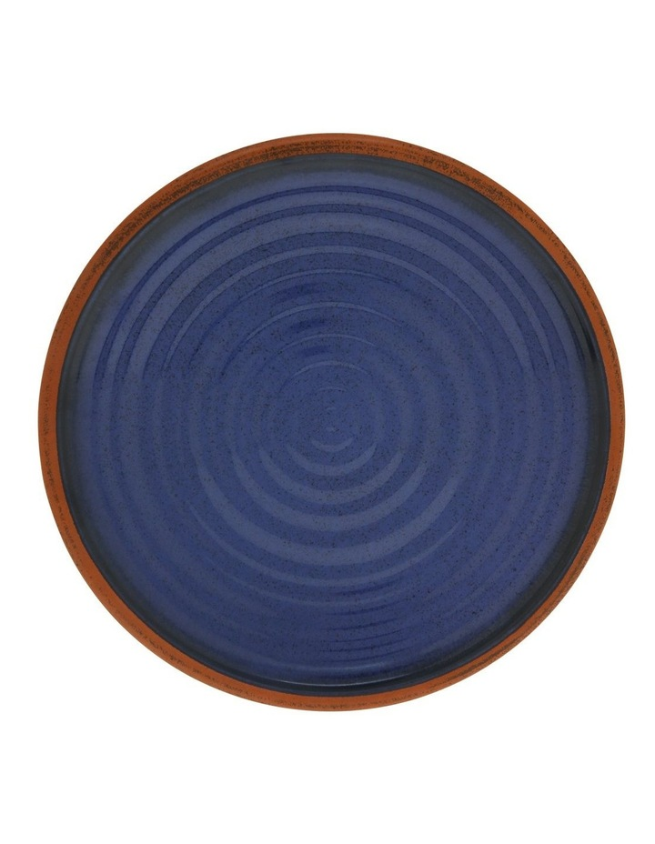 Outdoor Dinner Plate Blue image 1