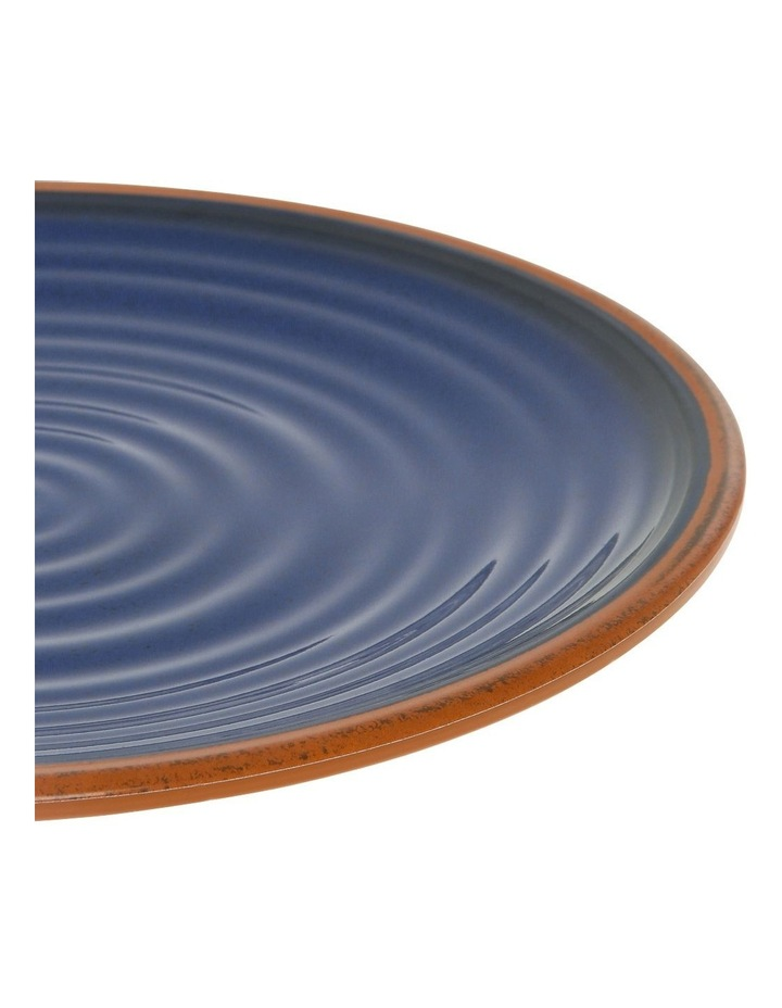 Outdoor Dinner Plate Blue image 2