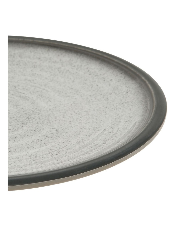 Dinner Plate Grey image 2