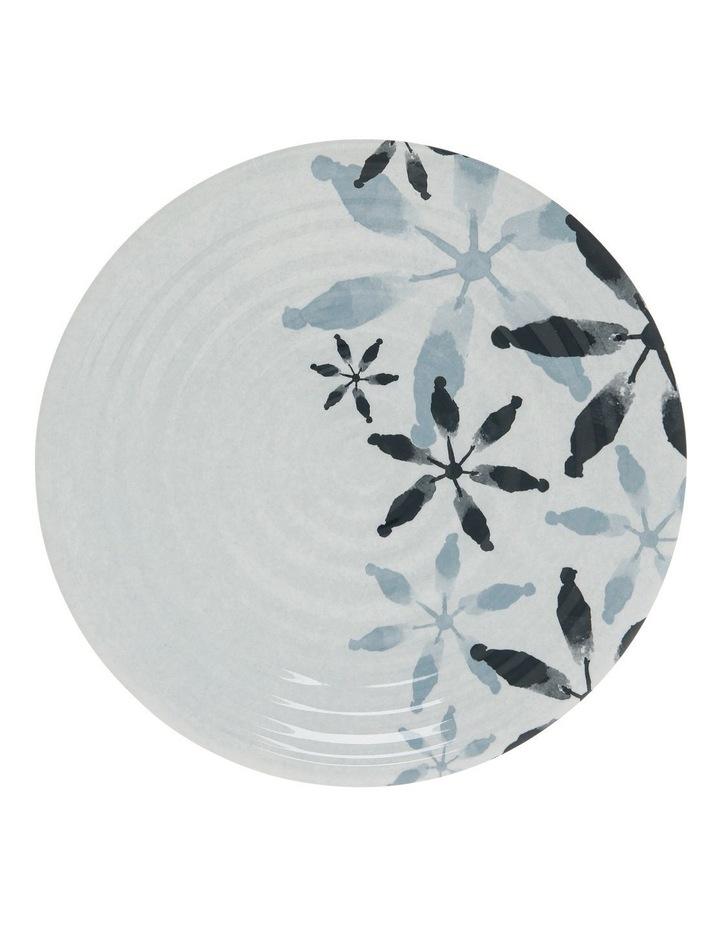 Firewheel Outdoor Dinner Plate Blue image 1