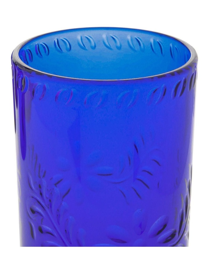 Limone Acrylic Tumbler Blue - Set Of 4 image 2