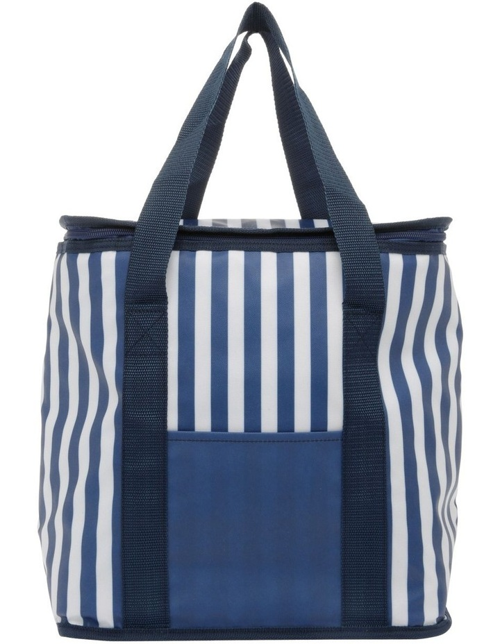 Rectangular Picnic Cooler Bag - Stripes image 1