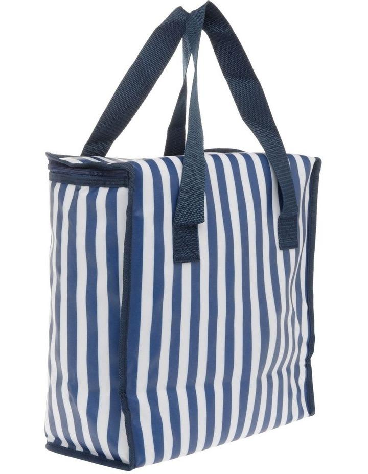 Rectangular Picnic Cooler Bag - Stripes image 2