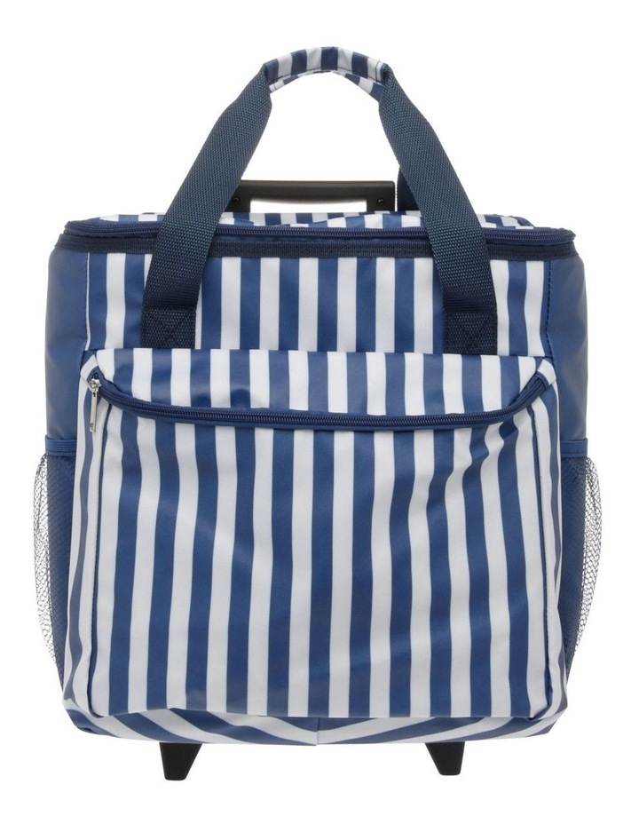 Trolley Cooler Bag - Stripes image 1
