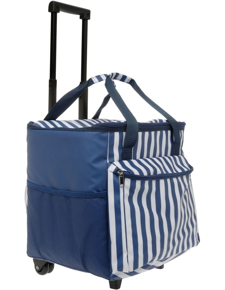 Trolley Cooler Bag - Stripes image 2