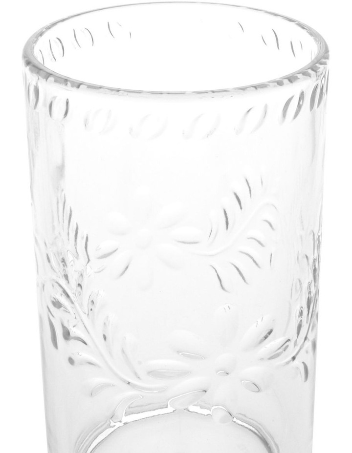 Limone Acrylic Tumbler Clear - Set Of 4 image 2