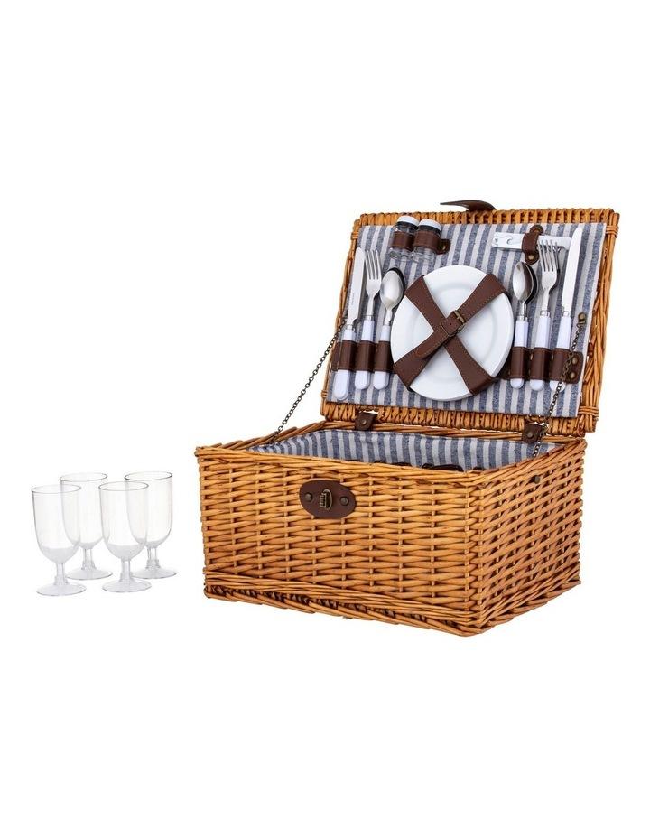 Picnic Basket For 4 image 1