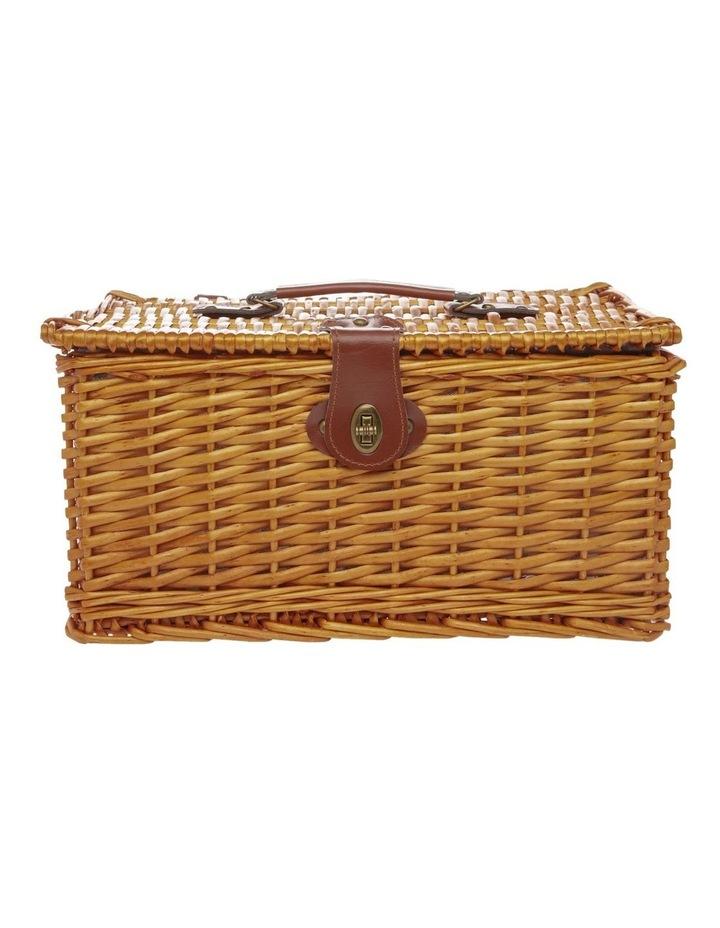 Picnic Basket For 4 image 2