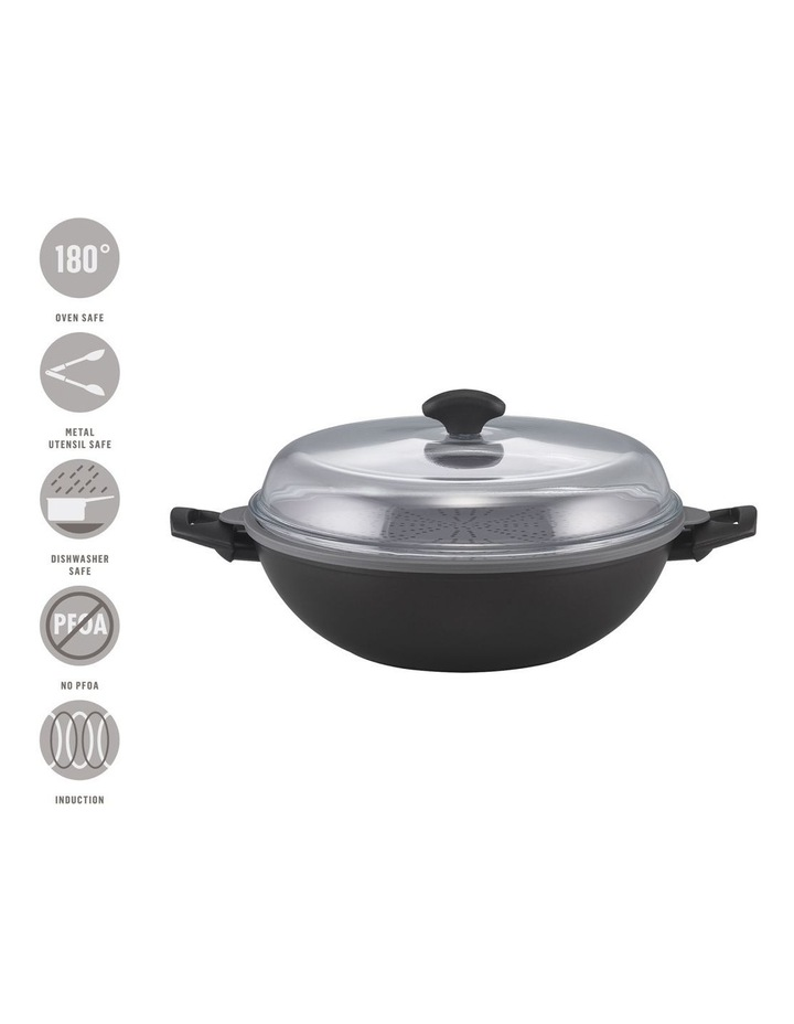 Per Salute 33x26cm Induction Steamer and Multicooker With Silicone insert image 4