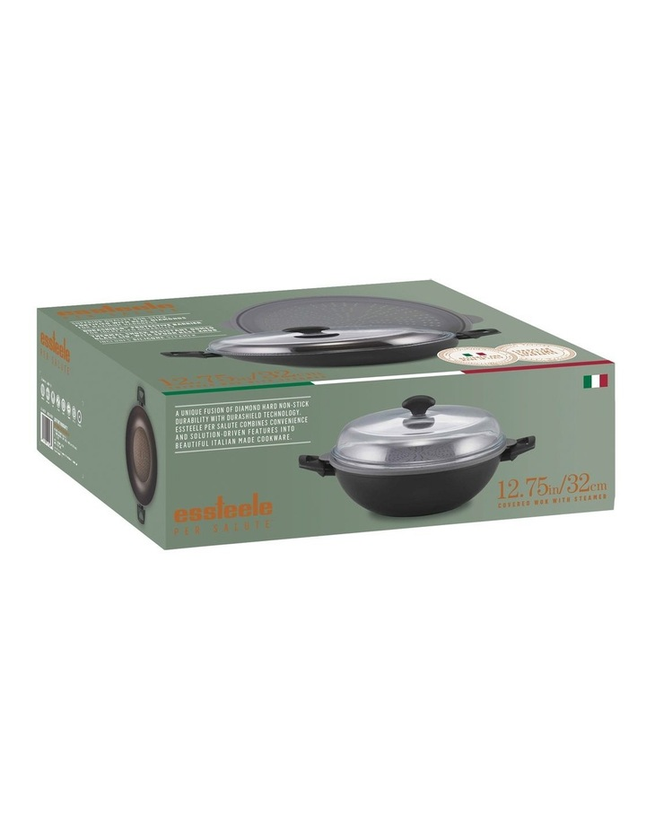 Per Salute 33x26cm Induction Steamer and Multicooker With Silicone insert image 5