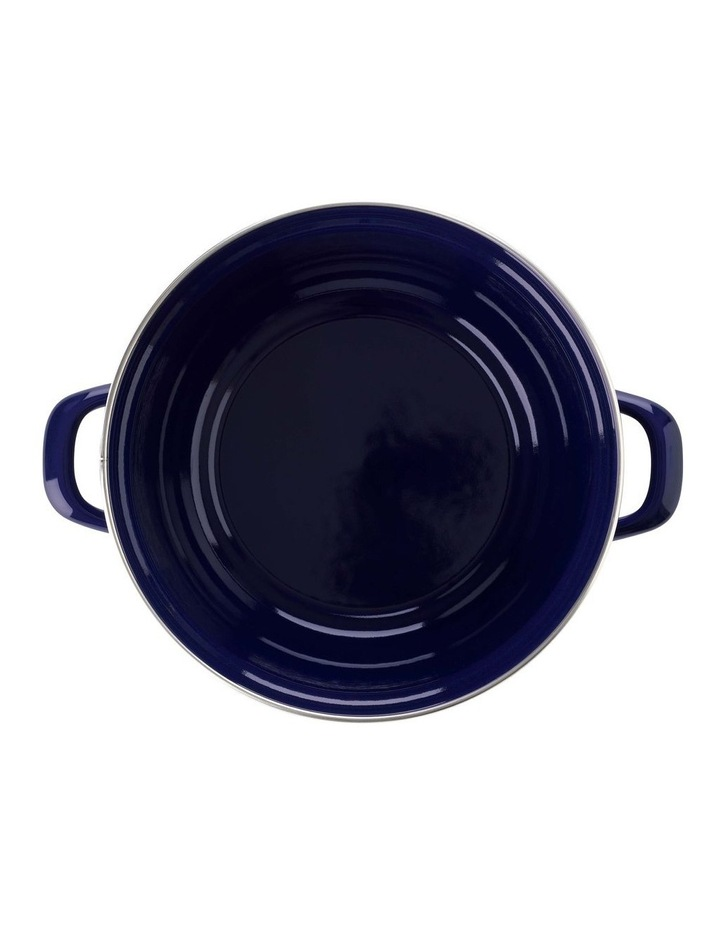 Dutch Oven Blue with Blue Interior 22cm image 3