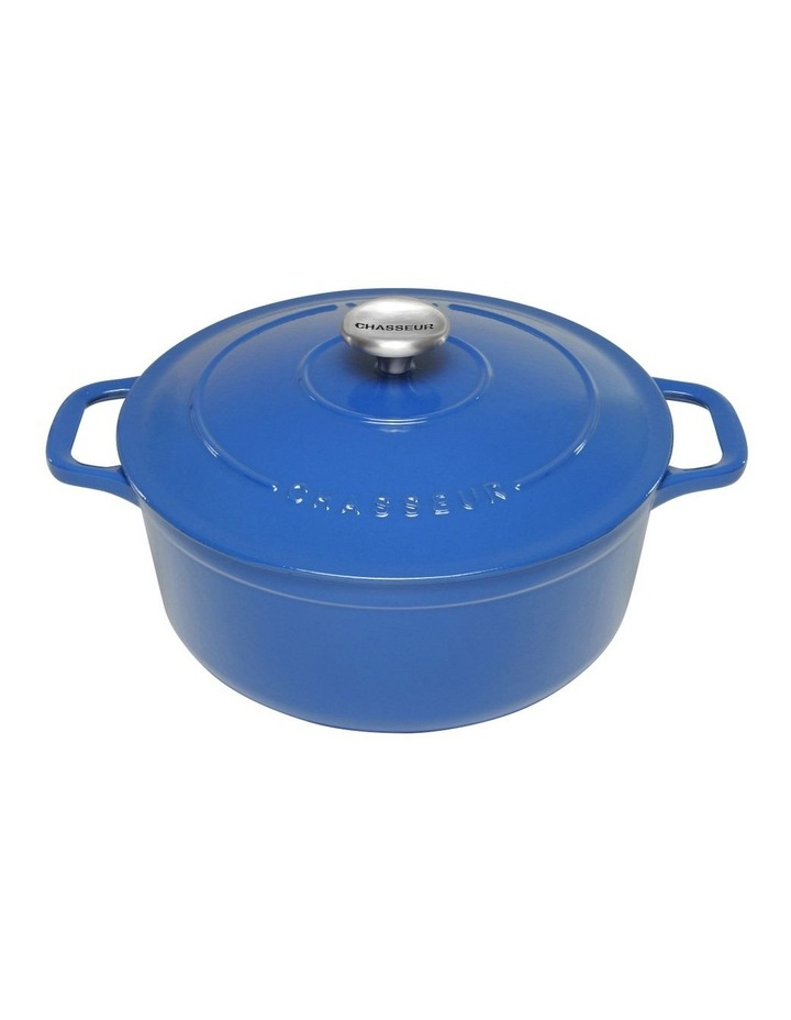 Round French Oven 26cm/5 Litre Sky Blue image 1