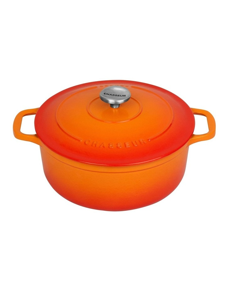 Round French Oven 24cm/4 Litre Sunset image 1