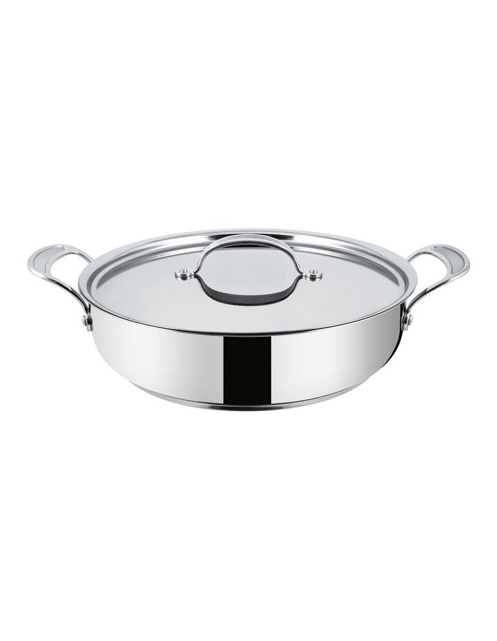 Premium Stainless Steel Induction Pot Roast, 30cm image 1