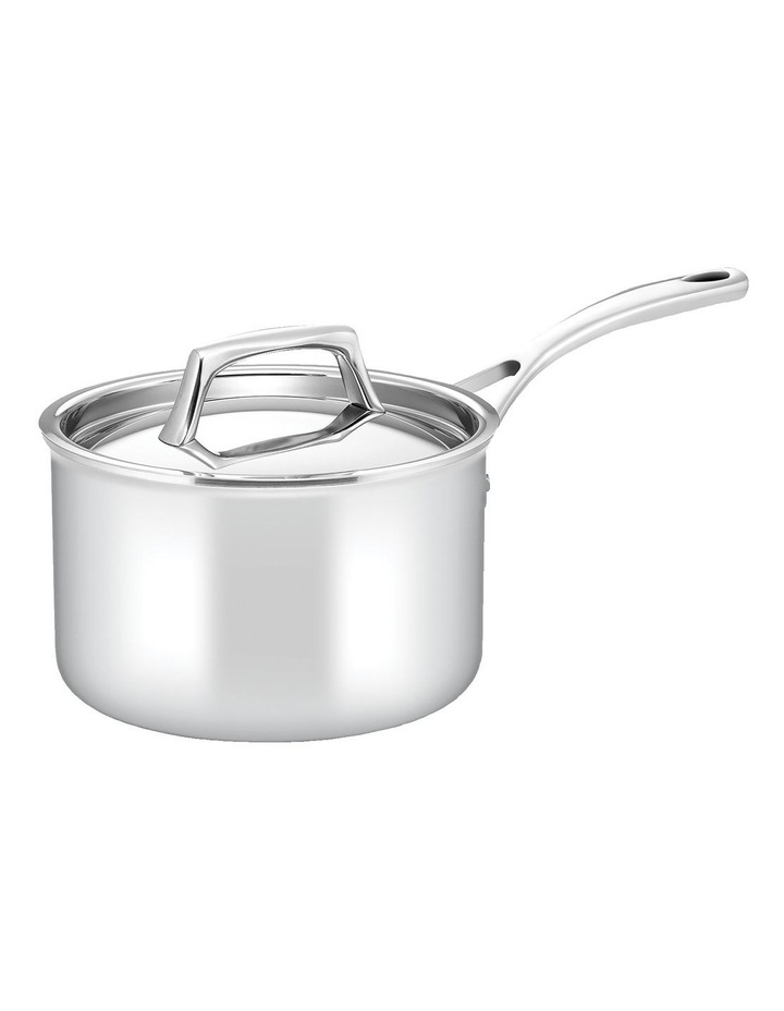 Per Sempre Stainless Steel 18cm/2.8L Induction Covered Saucepan image 1
