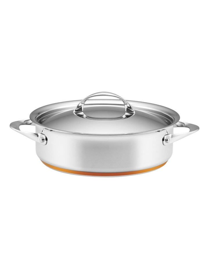 Per Vita Stainless Steel 26cm / 3.73L Covered Sautepan image 1
