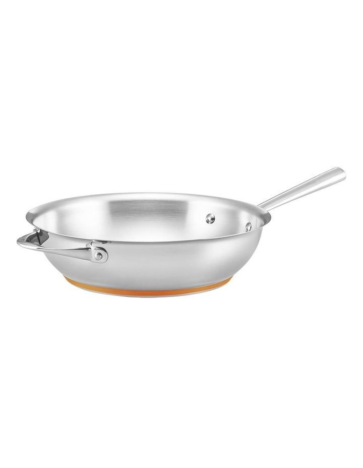 Per Vita Stainless Steel 30cm/4.7L Induction Open Chef Pan image 1