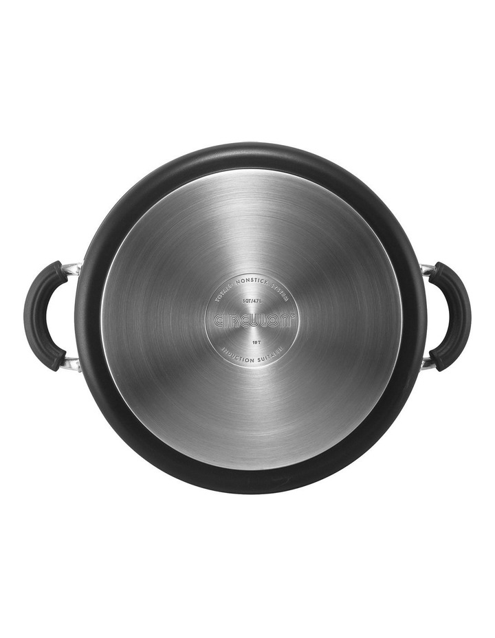 Total Aluminium Covered Sauteuse 28cm/4.7L image 4