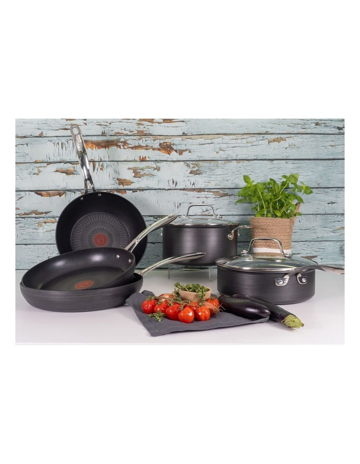 Unlimited Premium Non-stick Induction Saute Pan w/ lid 24cm image 7