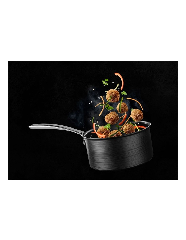 Unlimited Premium Non-stick Induction Saucepan with lid 18cm image 3