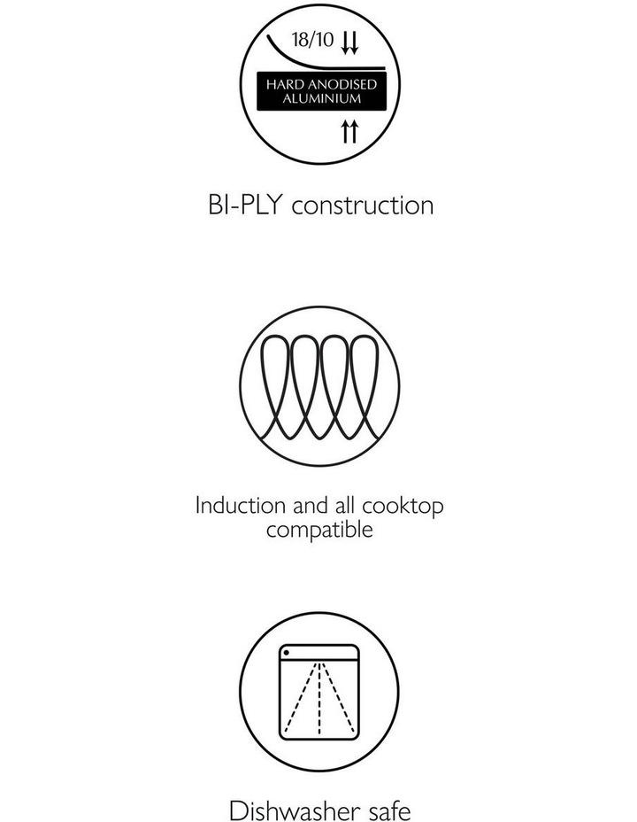 Bi Ply Pro Saucepan 20cm image 7