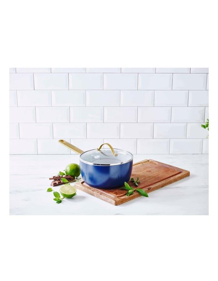 Padova Blue Saucepan 18cm image 3