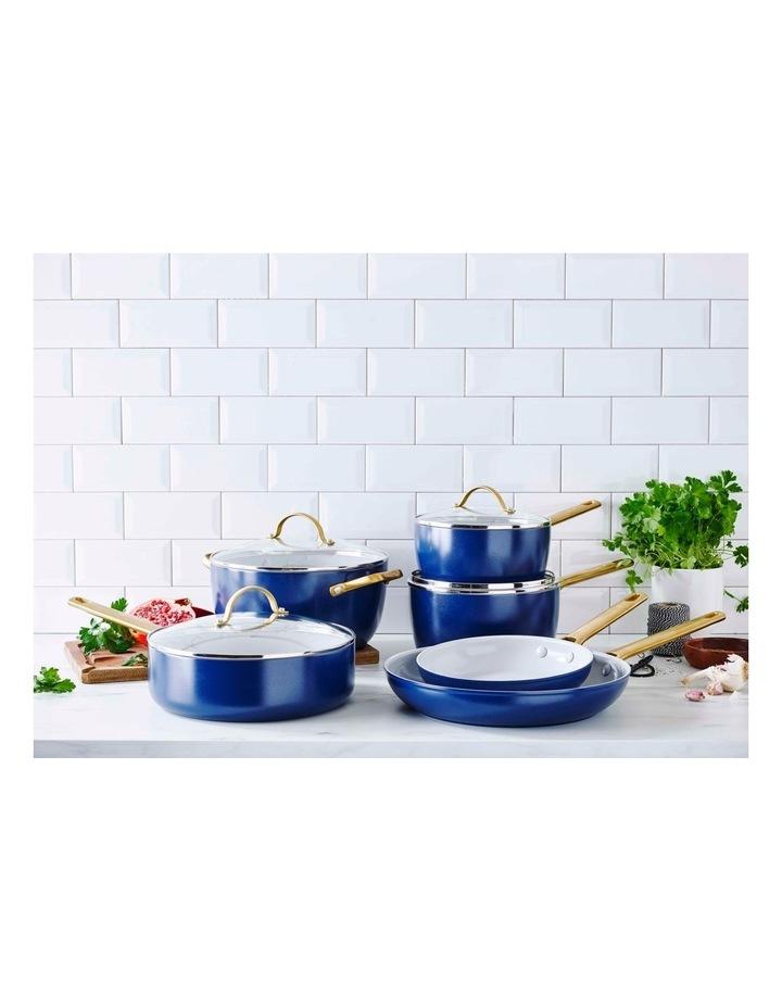 Padova Blue Saucepan 18cm image 4