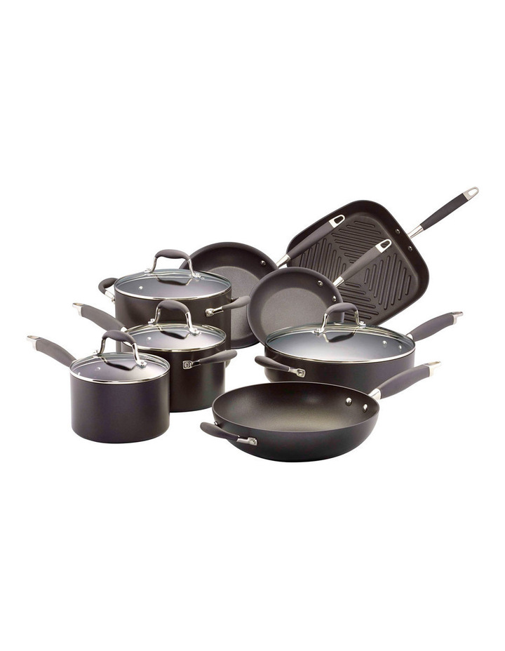 Advanced 8 Piece Non-Stick Cookware Set image 1