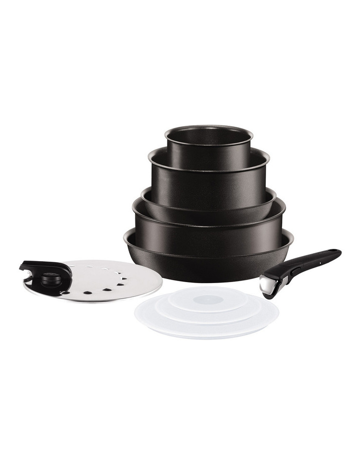 Ingenio PTFE 10 Piece Induction Cookware Set image 1