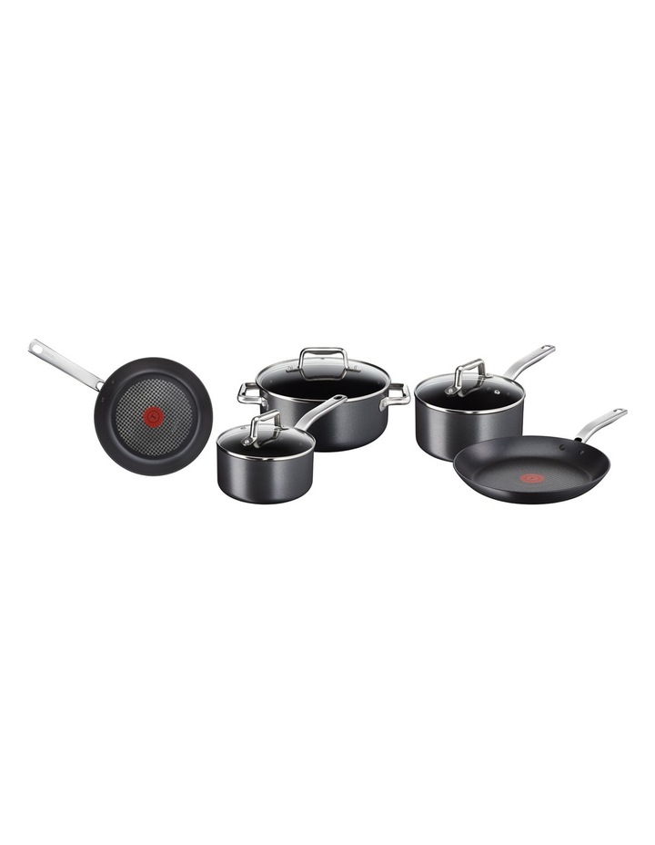Pro Grade 5 Piece Non-Stick Cookware Set image 1