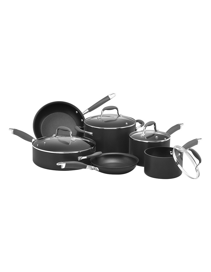 f2f3eaebe7af Advanced 6 Piece Non-Stick Cookware Set image 1
