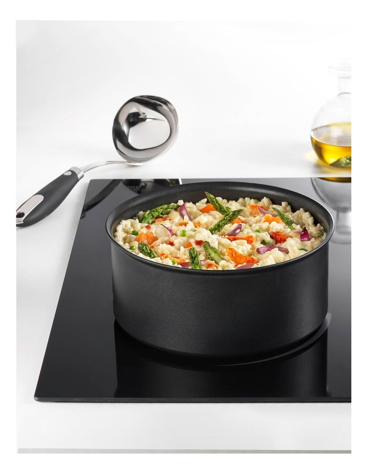 Ingenio Expertise Non-Stick Induction 4-Piece Saucepan Set image 4