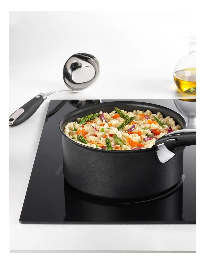 Ingenio Expertise Non-Stick Induction 4-Piece Saucepan Set image 5