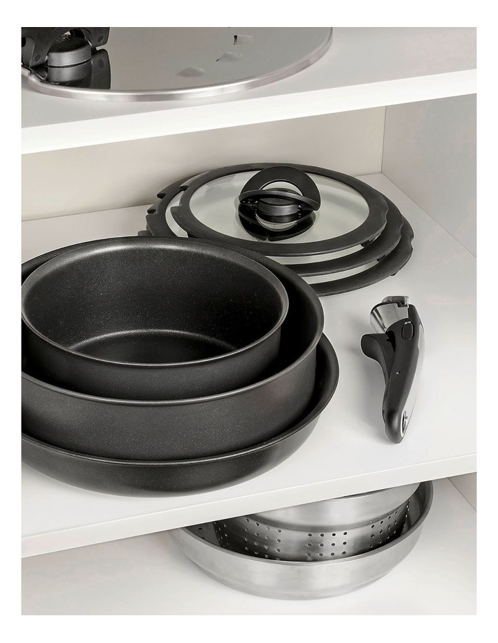 Ingenio Expertise Non-Stick Induction 4-Piece Saucepan Set image 6
